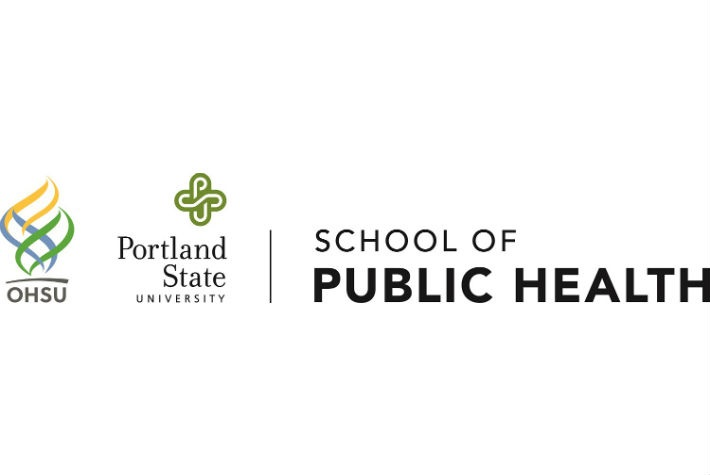 OHSU PSU School of Public Health Logo