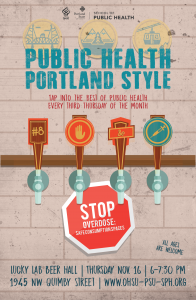 Public Health Portland Style #8 @ Lucky Lab Beer Hall | Portland | Oregon | United States