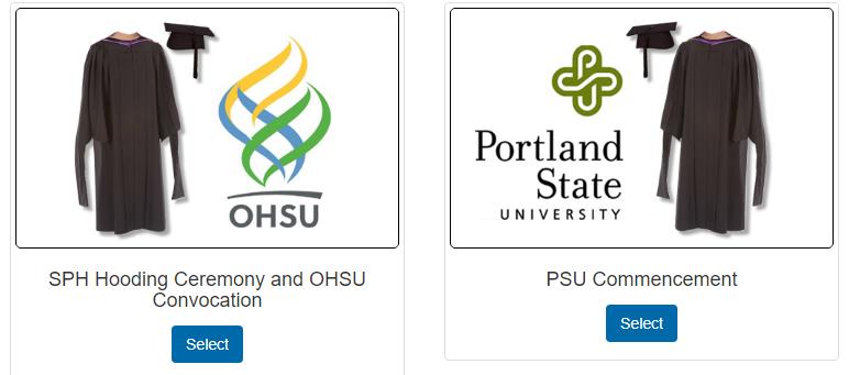 Portland State University Calendar.Graduation Ceremonies Ohsu Psu School Of Public Health